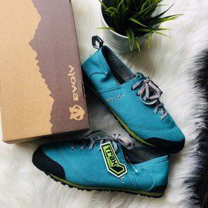 EVOLV CRUZER Climbing Shoes Sneakers Women's 5 NWT